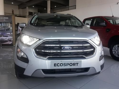 ford ecosport 1.5 titanium 123cv 4x2 manual 0km año 2018 mc