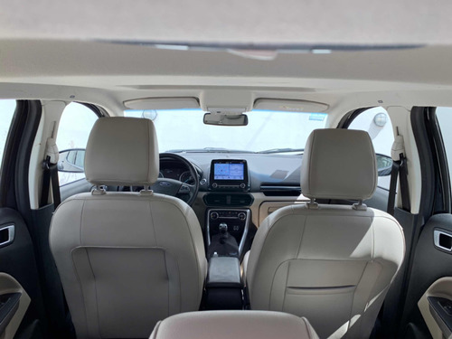 ford ecosport 1.5 titanium 123cv 4x2 manual 2018