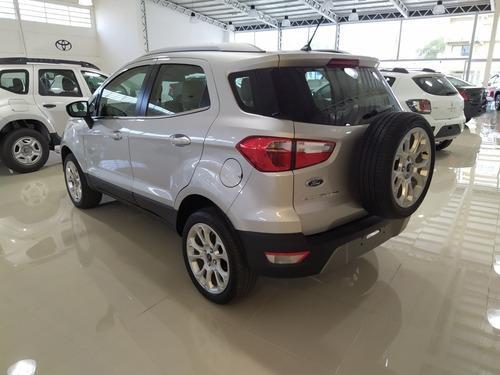 ford ecosport 1.5 titanium 123cv 4x2 manual 2019