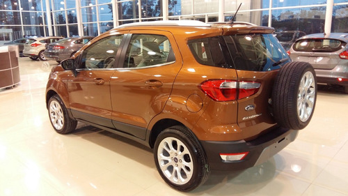 ford ecosport 1.5 titanium 123cv 4x2 manual  #23