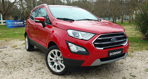 ford ecosport 1.5 titanium 123cv 4x2 manual
