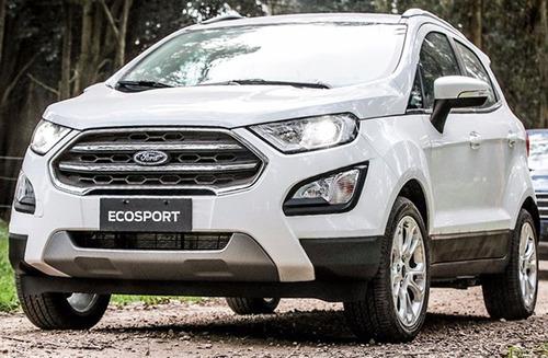 ford ecosport 1.5 titanium 123cv 4x2 manual año 2019