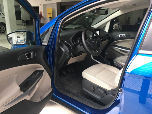 ford ecosport 1.5 titanium 123cv 4x2 mt entrega inmediata