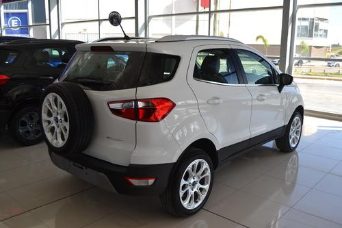 ford ecosport 1.5 titanium 4x2 manual 0km 2020 / forcam