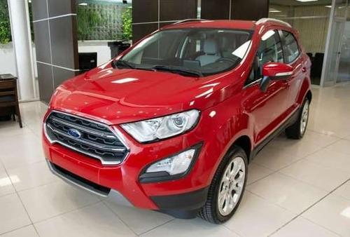 ford ecosport 1.5 titanium automatica 0km mejor precio as1