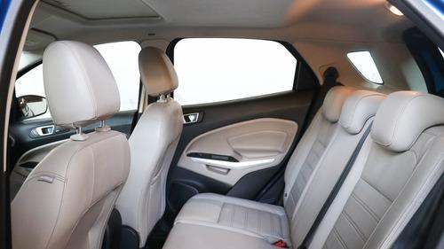 ford ecosport 1.5 titanium123cv 4x2automática - 92411 - c