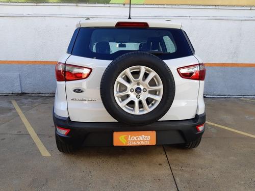 ford ecosport 1.5 tivct flex se automático
