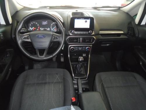 ford ecosport 1.5 tivct flex se manual