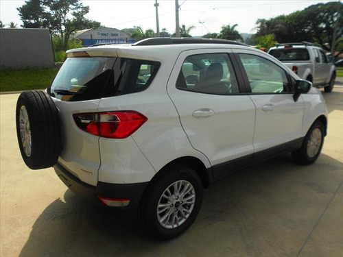 ford ecosport 1.5 tivct se