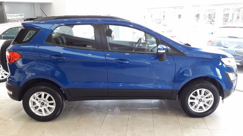 ford ecosport 1.5l se financiacion 0 km 2018 | roja blanca
