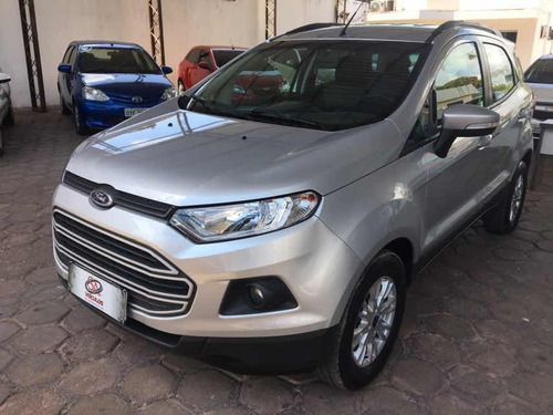 ford ecosport 1.6 16v se flex powershift 5p 2017