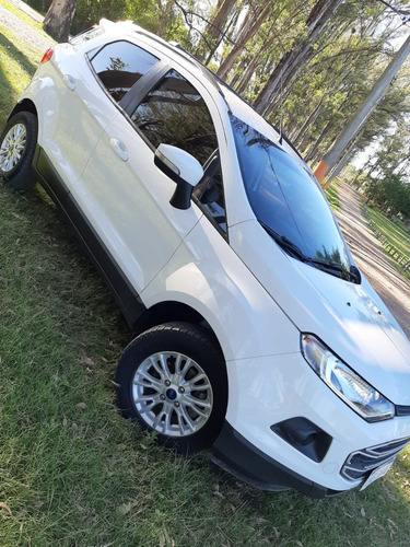 ford ecosport 1.6 2017 48.000km impecable!!