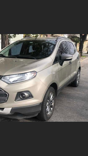 ford ecosport 1.6 freestyle 110cv 4x2 2013