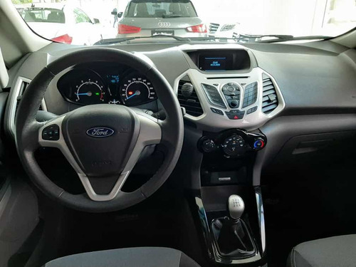 ford ecosport 1.6 freestyle 110cv 4x2 2015