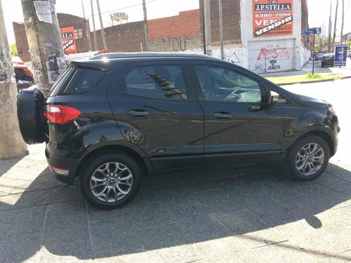 ford ecosport 1.6 freestyle 110cv 4x2 2016