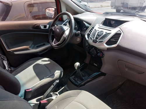 ford ecosport 1.6 freestyle 2013