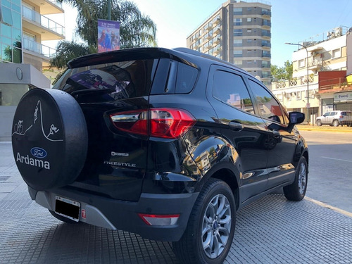ford ecosport 1.6 freestyle  2013 pro seven!!