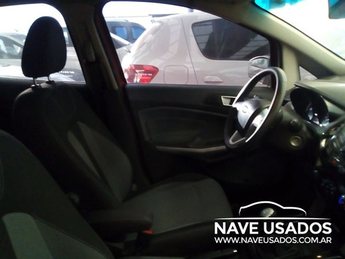 ford ecosport 1.6 freestyle 2014 oel