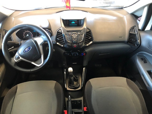 ford ecosport 1.6 freestyle con gnc