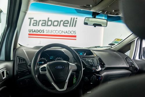ford ecosport 1.6 freestyle gnc 2016 taraborelli usados