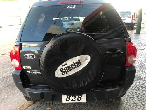 ford ecosport 1.6 full 2012 anticipo 50%