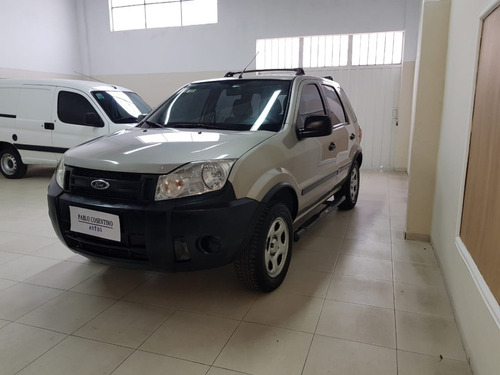 ford ecosport 1.6 l c/ gnc xls mp3 4x2