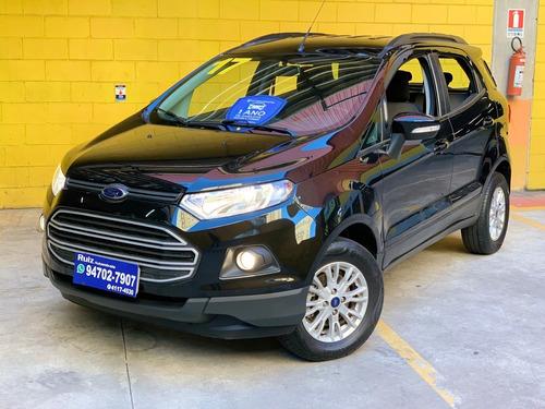 ford ecosport 1.6 manual mecânica baixa quilometragem linda