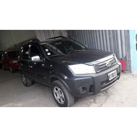 Ford Ecosport 1.6 My10 Xl Plus Mp3 4x2 2011