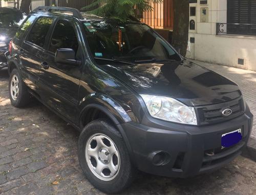 ford ecosport 1.6 my10 xl plus mp3 4x2 2012
