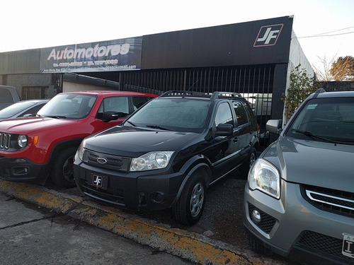ford ecosport 1.6 my10 xls 4x2 2012