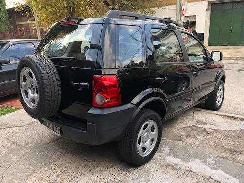 ford ecosport 1.6 my10 xls 4x2 dorrego motors