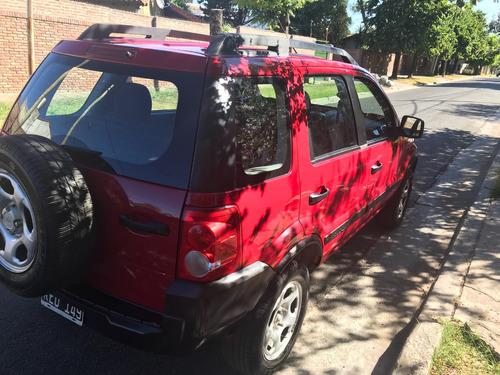 ford ecosport 1.6 my10 xls plus 4x2 2011