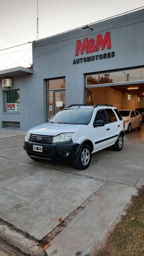 ford ecosport 1.6 my10 xlt plus 4x2 2011