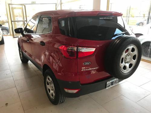 ford ecosport 1.6 s 110cv 4x2 ´16