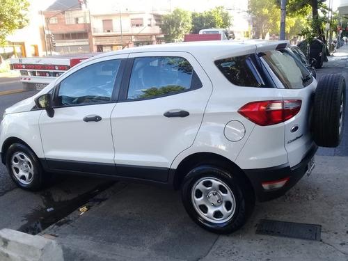 ford ecosport 1.6 s 110cv 4x2 2015