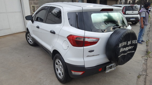 ford ecosport 1.6 s 110cv 4x2