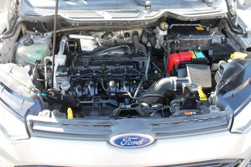 ford ecosport 1.6 s 4x2 $160.000 y cuotas fijas con dni!!