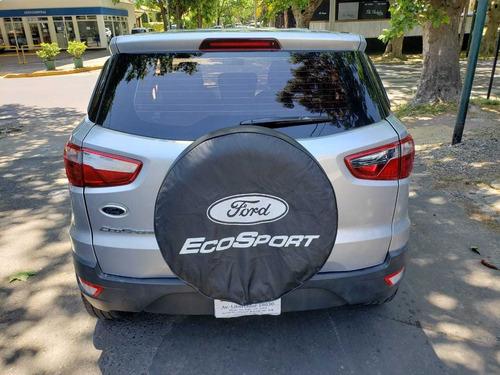 ford ecosport 1.6 s, fcio pto impecable