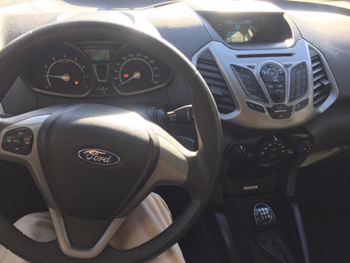ford ecosport 1.6 s l/13 2013