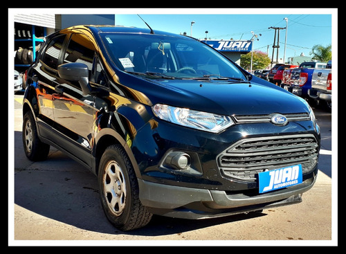 ford ecosport 1.6 s l/13 2015
