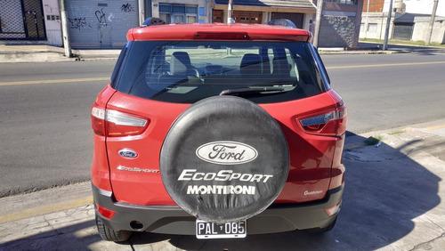 ford ecosport 1.6 se 110cv 4x2 2016 oportunidad liquido!!!!!