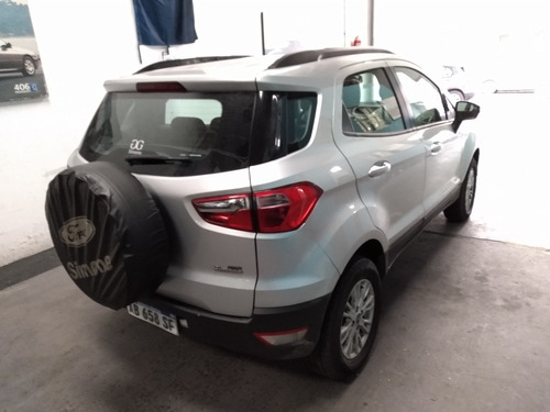 ford ecosport 1.6 se 110cv 4x2 2017