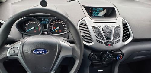 ford ecosport 1.6 se - como nueva, único dueño