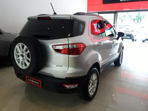 ford ecosport 1.6 se l/13 2018