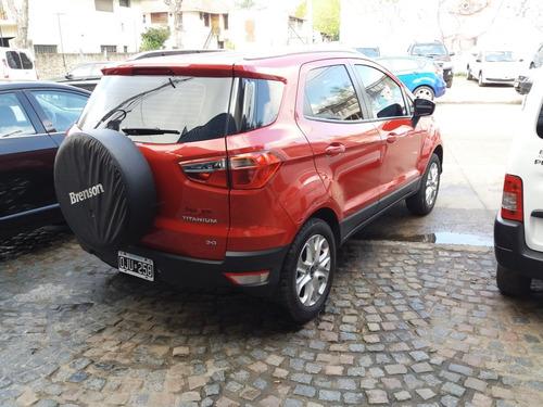 ford ecosport 1.6 titanium 110cv 4x2 2014