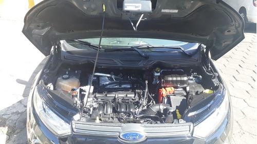 ford ecosport 1.6 titanium 110cv 4x2 mod 2013 negra 1er mano