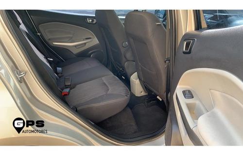 ford ecosport 1.6 titanium automotores gps