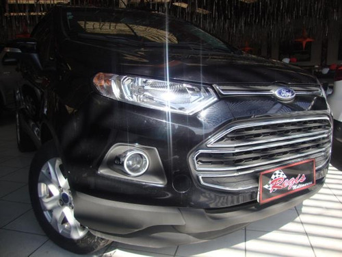 ford ecosport 1.6 titanium / manual