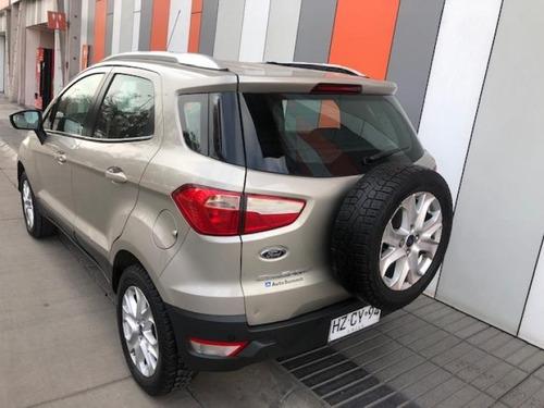 ford ecosport  1.6 titanium mt 2016