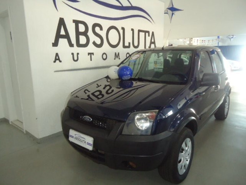 ford ecosport 1.6 xl 8v gasolina 4p manual